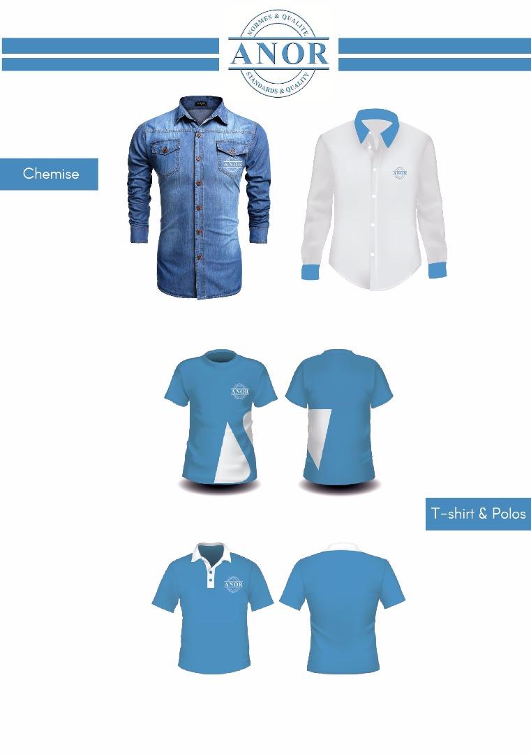 Chemise , Y-shirt & Polos